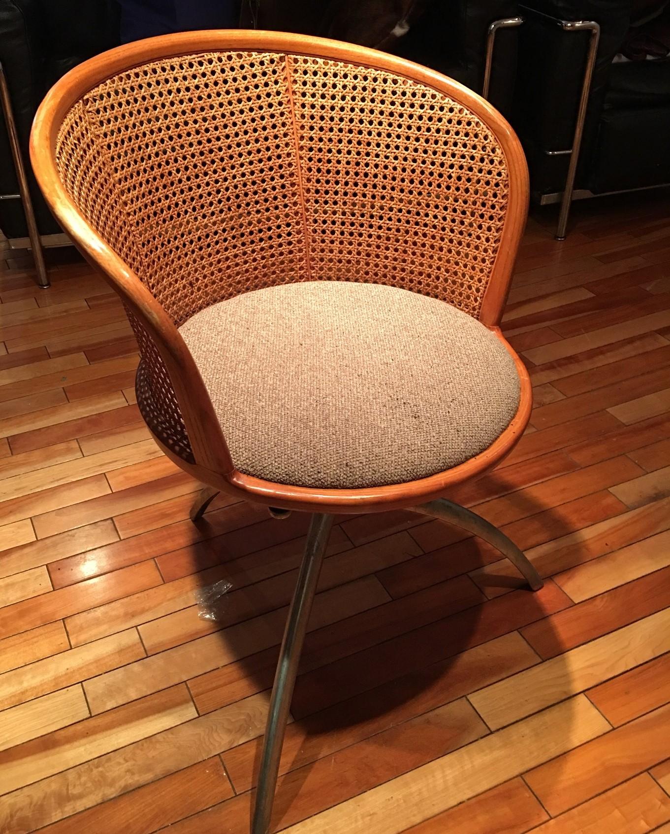 アリアス椅子修理前