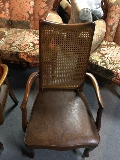 マルニ椅子修理