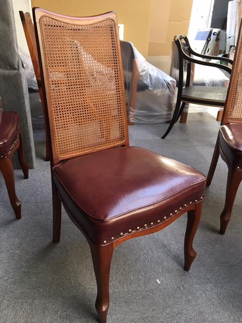 マルニ椅子張替え修理