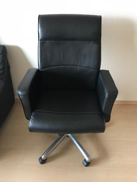 椅子張替え修理後